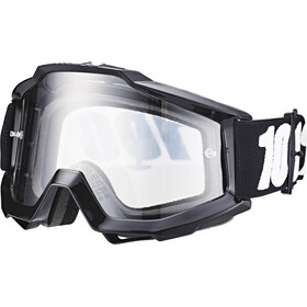 100% Accuri Anti Fog Clear Goggles sort